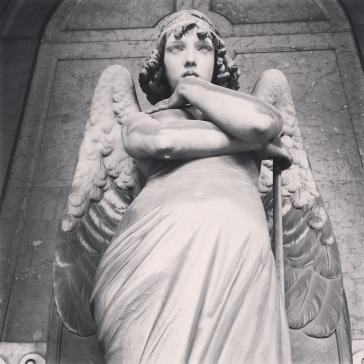 The Original: Monteverde Angel (Staglieno)