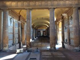Porticos at Certosa