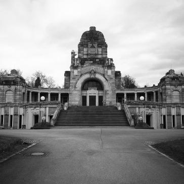 Art Nouveau Crematorium