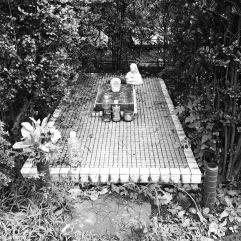 Dr. Nagai's final resting place