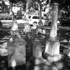 Some old stones