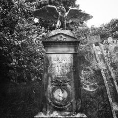 Eye-catching memorial