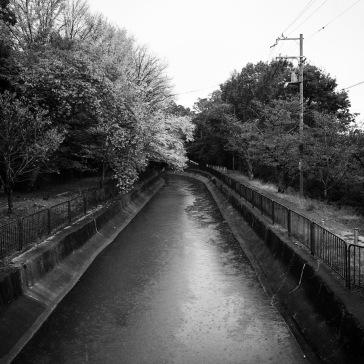 Biwa canal path
