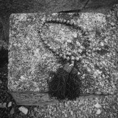Forgotten prayer beads