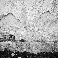 Stone wall around Myoshinji