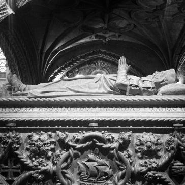 Vasco da Gama's final resting place