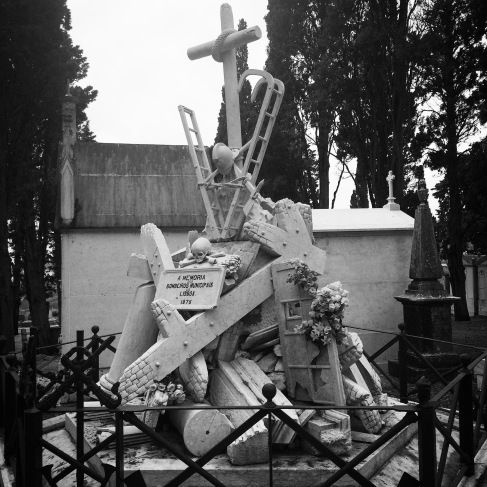 Fireman's memorial