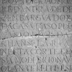 Original gravestone