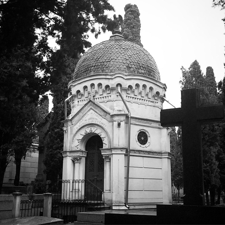 Another outstanding mausoleum