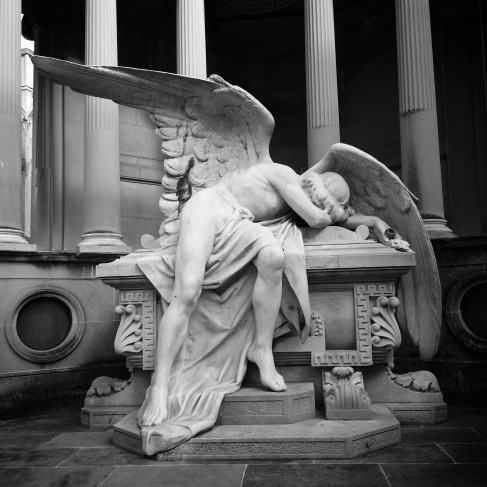 Grieving Angel