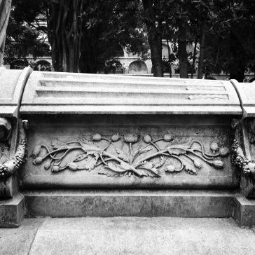 Tomb detailing