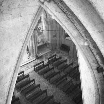 View into the Crypt