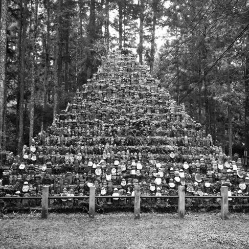 The jizo pyramid