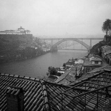 Another rainy day in Porto