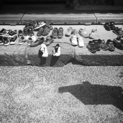 Lonely shoes