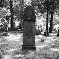 Alcott family grave