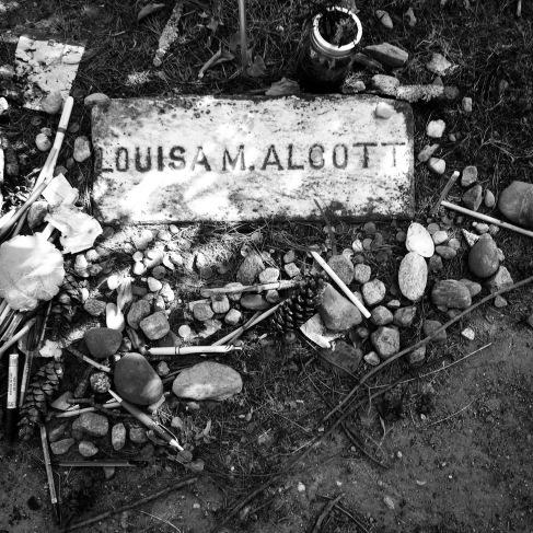 Louisa's Grave