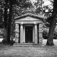 Starbuck mausoleum