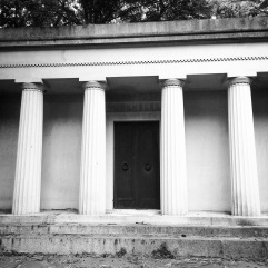 Chrysler mausoleum