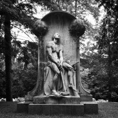 Monument to Henry Villard