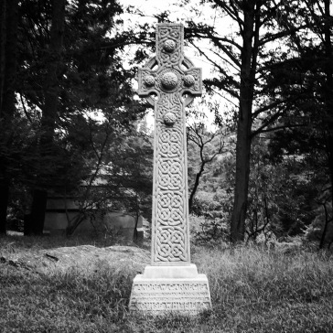 Andrew Carnegie's grave