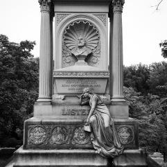 Lister memorial