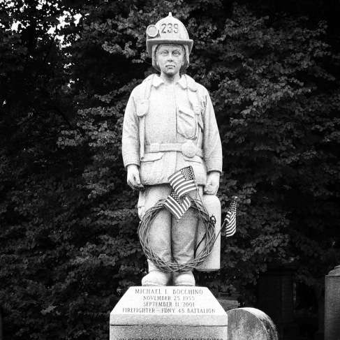 Firefighter who lost his life on 9/11
