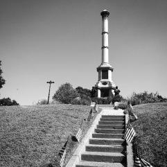 Battle of Brooklyn memorial
