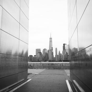 Looking towards NYC