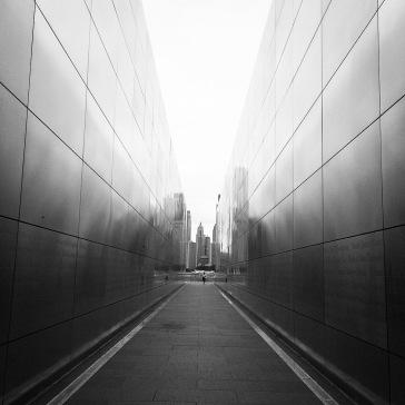 Inside the Empty Sky Memorial