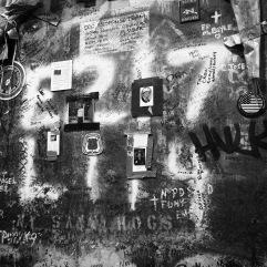 Mementos on the Last Column