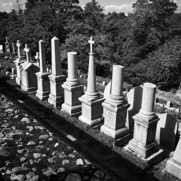 Columns and Obelisks