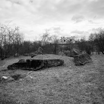 Funeral Parlour Ruins