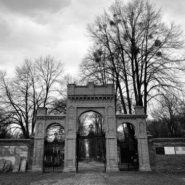 The main inner gate