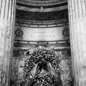 Umberto I tomb