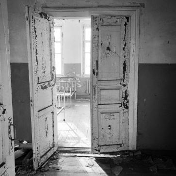 Doors to the nursery