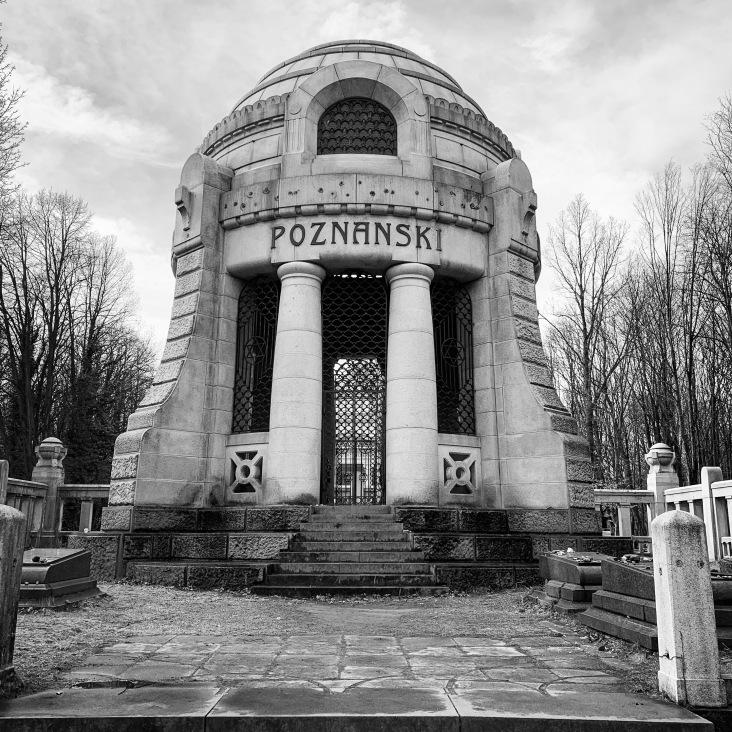 Poznanski mausoleum
