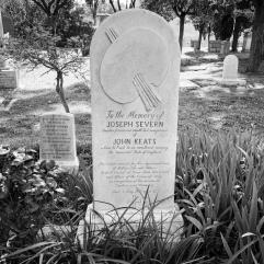 Severn gravestone
