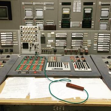 Control room details