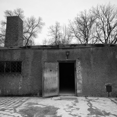 The first crematory