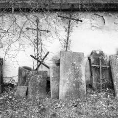 Four crosses
