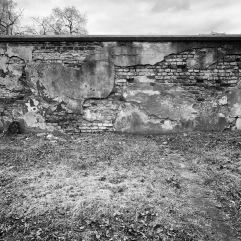 Wall in need of repair