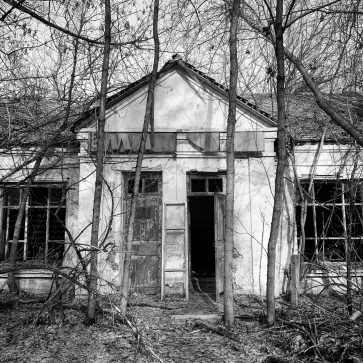 Old grocery store