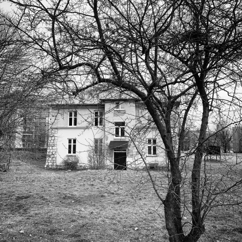 The Grey House.