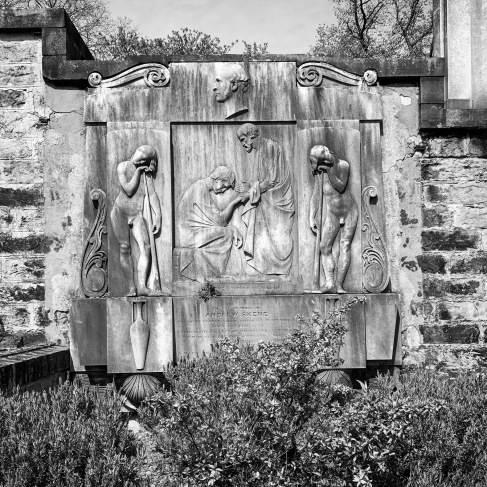 Andrew Skene's Grave