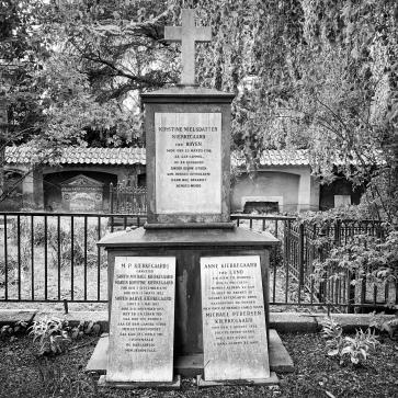 Kierkegaard Family Grave