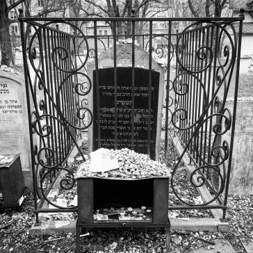Grave of Rabbi Joel Sirkis