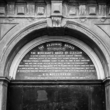 Details over the door