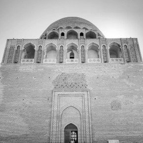 Mausoleum of Sultan Sanjar (12th c)