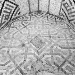 Unrestored mausoleum